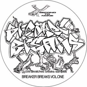 DJ Junk – Second To None 'Breaker Breaks Vol 1'