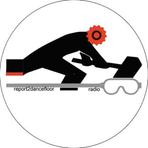 R2D Hammer Logo Slipmat
