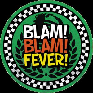 Black Slab – Blam Blam Fever Slipmat