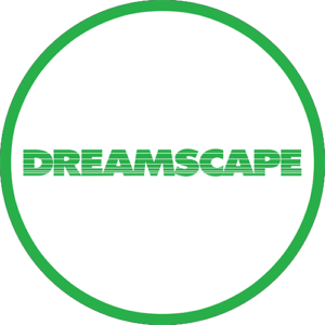 Dreamscape White/Green