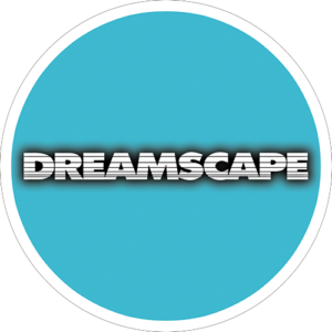 Dreamscape Blue/White