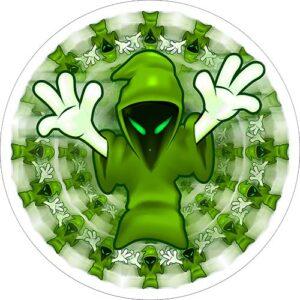 BGR – Ghost Green