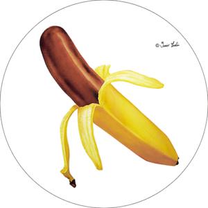 Banana Sausage Slipmat