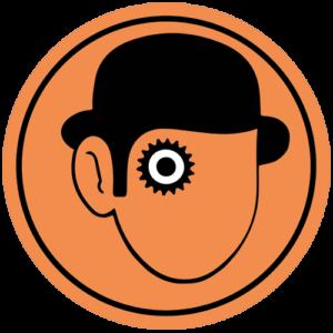 Clockwork – Orange / Black