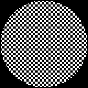 Ska – Small – Black & White Slipmat