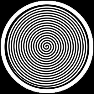 Spiral – White / Black