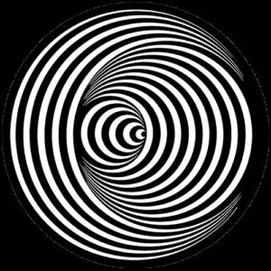 Swirl – Black & White