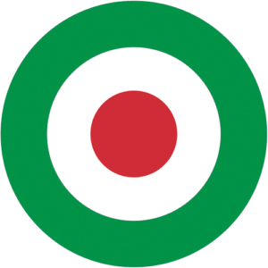 Mod Target – Italian Slipmat