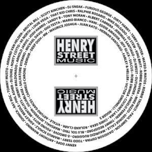 Henry Street Music 3 Slipmat