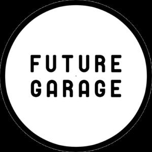 Future Garage White Slipmat
