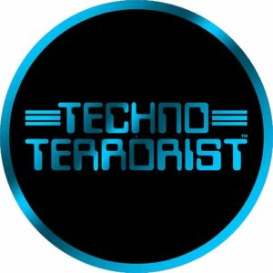 Techno Terrorist – Blue