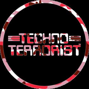 Techno Terrorist – Red Camo