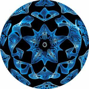 Cymatics 3 Slipmat