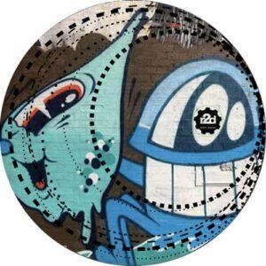 R2D Graffiti 2