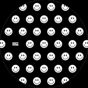 SoftCore Smileys Slipmat