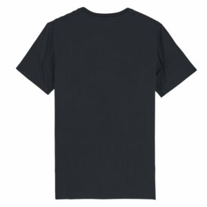 SOUTH by Noctū Large Front – Black T-shirt