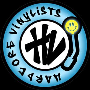 Hardcore Vinylists – Blue Slipmat