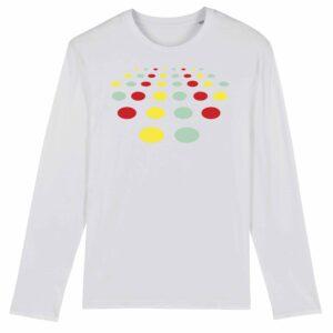 Noctū – Dots Long Sleeve T-shirt Version 1