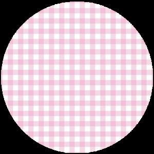 Black Slab Gingham Pink Slipmat