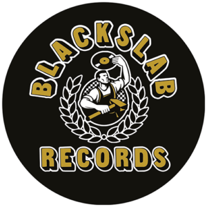 Black Slab Wreath Black / Gold Slipmat