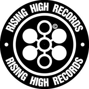 Rising High Records – Slipmat Design 10