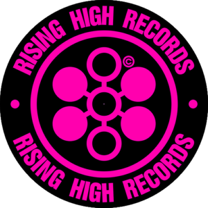 Rising High Records – Slipmat Design 11