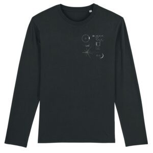 Noctu – Voyager 2 Long Sleeve T-shirt