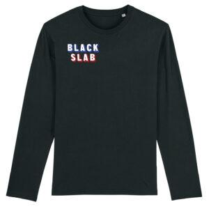 Black Slab JudgeRB Long Sleeve T-Shirt
