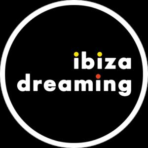 Ibiza Dreaming Slipmat Design 2 Black