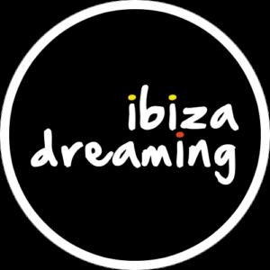 Ibiza Dreaming Slipmat Design 3 Black