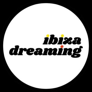 Ibiza Dreaming Slipmat Design 1 White