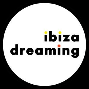 Ibiza Dreaming Slipmat Design 2 White