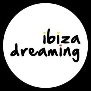 Ibiza Dreaming Slipmat Design 3 White