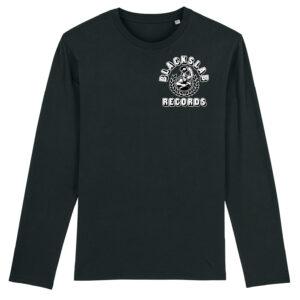 Black Slab Wreath Long Sleeve T-Shirt