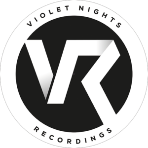 Violet Nights Recordings Slipmat
