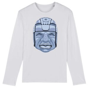 Noctu – OLMEC Long Sleeve T-shirt Version 1
