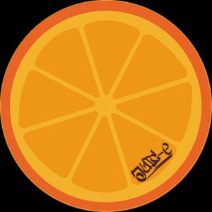 Juic-e Orange Slipmat