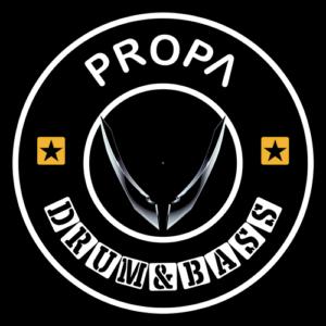 DJ Rap – Limited Edition Drum and Bass Slipmat