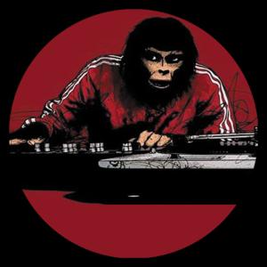 Trans4mers Ape DJ Slipmat