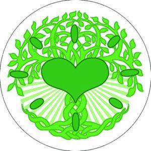 House of Honey – Give Heart Tree Of Life Slipmat
