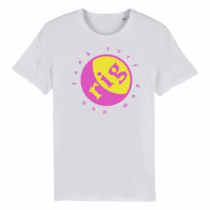 Dead Dead Good – Funk Surf Dum Dub Rig T-Shirt – Version 2