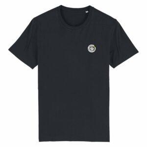 Hardcore Vinylists – Small Yellow Logo T-shirt