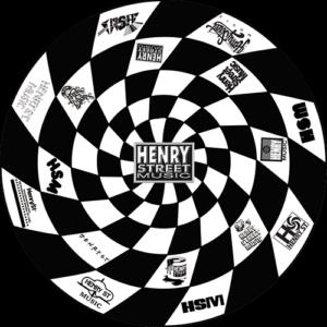 Henry Street Music 11 Slipmat