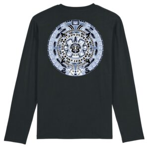 Calendar Blue by Noctū – Long Sleeve T-shirt