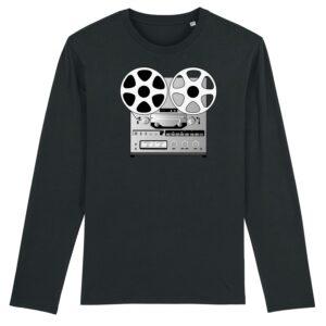 Noctū Reel to Reel – Long Sleeve T-shirt