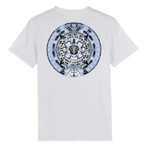 Calendar Blue by Noctū – T-shirt