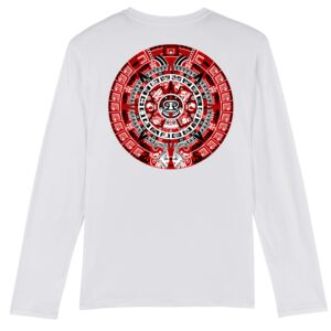 Calendar Red by Noctū – Long Sleeve T-shirt