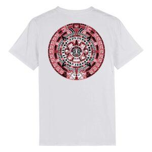 Calendar Red by Noctū – T-shirt