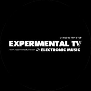 Experimental TV Radio – Slipmat Black