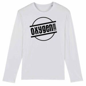 Oxygen House Music – Long Sleeve T-shirt